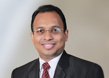 Sasanka Rathnaweera, COO, Senior Partner <br> Head of Assurance, Risk Management, QAR, FAO